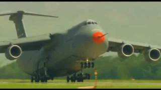 C-5 Galaxy Transport Plane