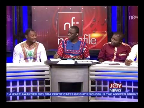 ECG Tariff Overcharge - Newsfile on Joy News (23-1-16)