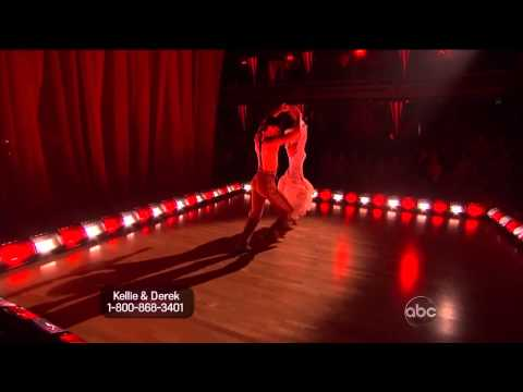 Kellie Pickler & Derek Hough - Flamenco - Dancing With the Stars 2013 - Week 9