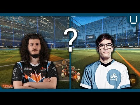 Whose Camera Settings are Better? | Squishy or Fairy Peak! | Rocket League