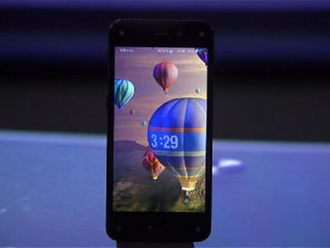 El Fire Phone de Amazon está tibio