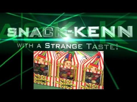 SNACK-KENN: Bertie Bott's Every Flavour Beans