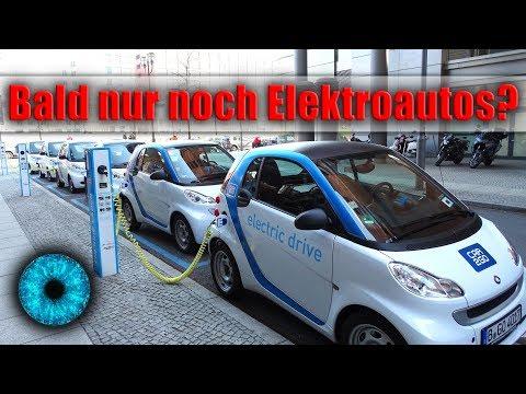 Bald nur noch Elektroautos?  - Technik vor Technologiesprung? - Clixoom Science & Fiction
