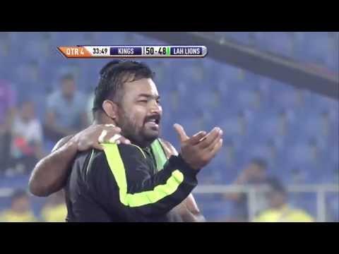 World Kabaddi League, Day 22: Royal Kings USA Vs. Lahore Lions