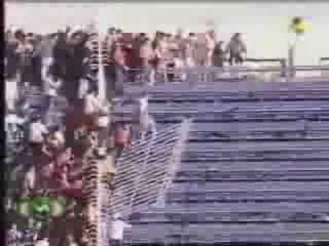 Chacarita vs Boca Incidentes 2003