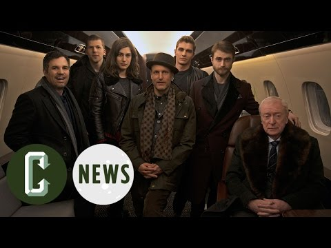 Collider News: 'Now You See Me 3' Brings Back Director Jon M. Chu