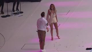 Olly Murs ft Louisa Johnson - Unpredictable - Summertime Ball 2017