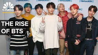 How BTS Became A Major Moneymaker For South Korea
