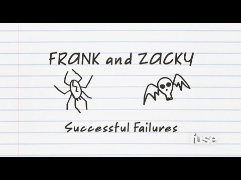 Frank (My Chem) and Zacky (Avenged Sevenfold): Successful Failures