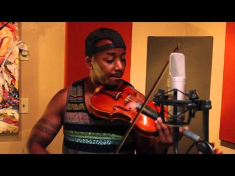 Hip-Hop Violinist Damien Escobar - R&B Freestyle [LCM Entertainment Submitted]