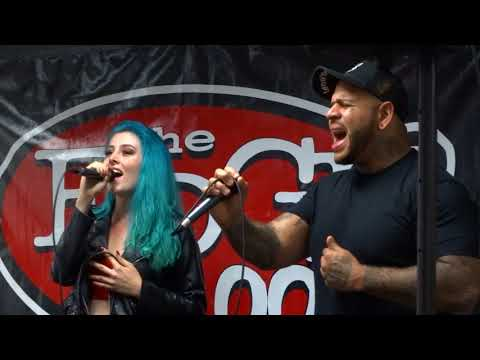 06-28-18 - Bad Wolves with Diamante LIVE Hear Me Now