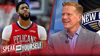 Pelicans trading Anthony Davis to the East 'makes sense' - Ric Bucher | NBA | SPEAK FOR YOURSELF