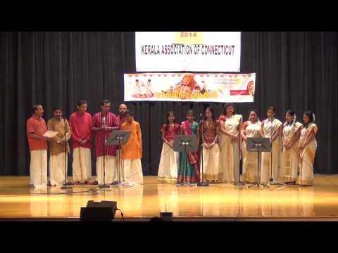Kact Onam 2014 - Onappattukal video
