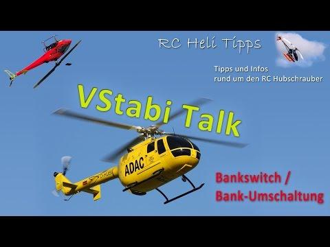 Technik 23 - VStabi Talk: Bankumschaltung / Bankswitch - Bänke nutzen