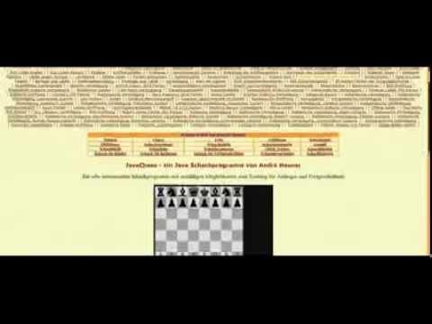 Eine Reise durch die Website der Eugen Grinis' Schachschule www.grinis.de