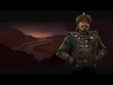 Mongolia Theme - Medieval (Civilization 6: Rise & Fall OST Preview) | ?