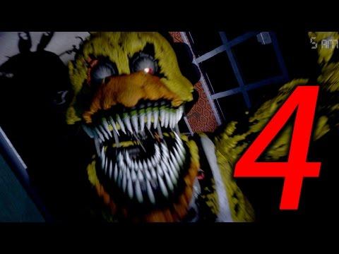 Five Nights At Freddy's 4 《玩具熊的午夜後宮4》Part 1 : 後宮回歸