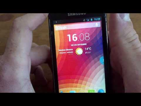 ROM Samsung Galaxy Ace 2 GT-i8160: PAC ROM 4.2.2 by jereksel.