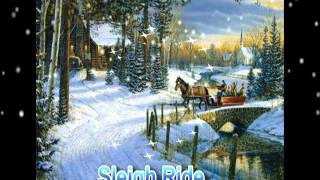 Watch Garth Brooks Sleigh Ride video