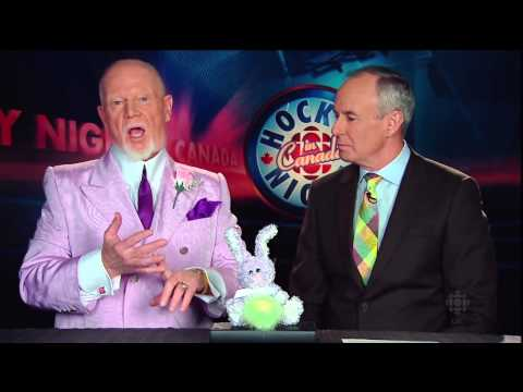 HNIC - Coach's Corner - Mar 30th 2013 (HD)