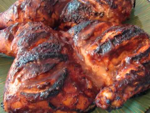 Barbecue Chicken   Easy Barbecue Chicken Recipe