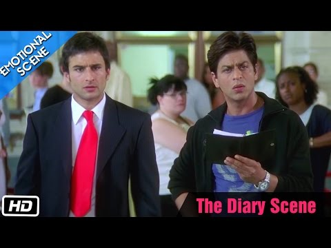 The Diary - Movie Scene - Kal Ho Naa Ho video