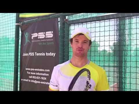 Blaz Kavcic practice session at PSS Academy