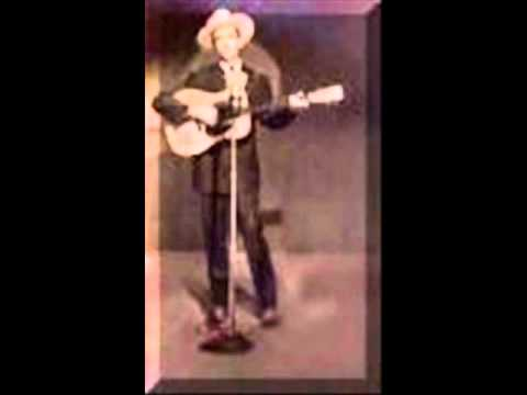 Hank Williams - Wearin Out Your Walkin Shoes