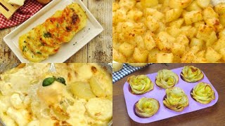 6 recipes to make the best potatoes ever!