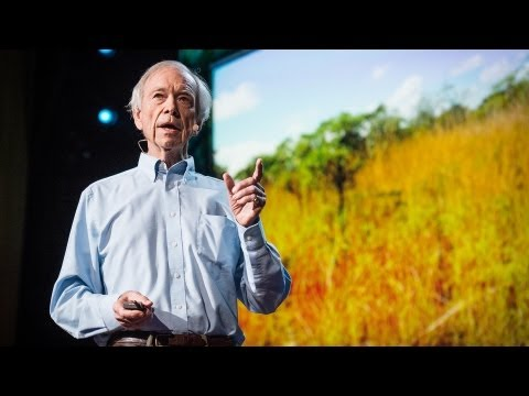 Allan Savory: How to green the world's deserts and reverse climate change