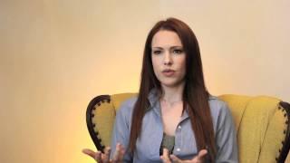 Erin Cummings Interview Part 4 - On Nude Scenes