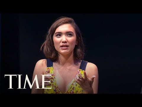 Actress Rowan Blanchard On How Adults Can Talk To Kids About Mental Health | TIME