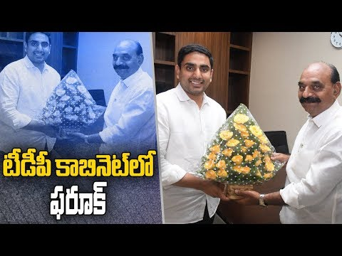 TDP Leader NMD Farooq Face to Face Over TDP Cabinet Seat | ABN Telugu