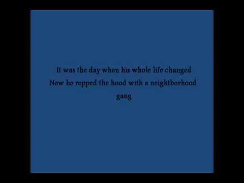 Blue Rag - Mr Capone-e Lyrics