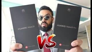 Huawei Mate 20 Pro vs Mate 20 - What Are The Differences?