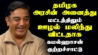 Actor Parthiban and Udhayanidhi Supports Kamal!