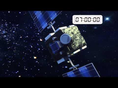 Rosetta spacecraft prepares to land on Comet 67P/Churyumov–Gerasimenko