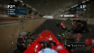 GameSpot Reviews - F1 2012