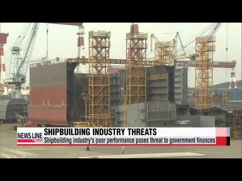 Poor performance in shipbuilding industry poses risk to government finances   OE