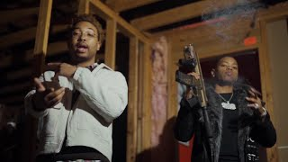 "Clay ""Krucial"" Perry III x Lil Migo x Hitkidd ""DAMN!"" (Dir by @Zach_Hurth) (Official Music Video)"