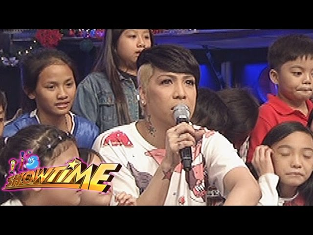 It's Showtime: Vice recalls his father's gift