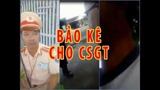 CSGT Đắk Lắk dừng xe trái phép và cho bảo kê đánh người không vi phạm