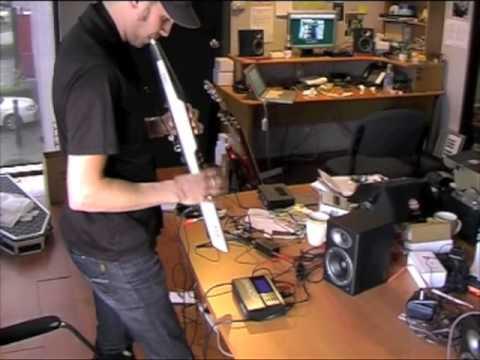 SM Pro Audio V-Machine - Jeremy Diffey Demo