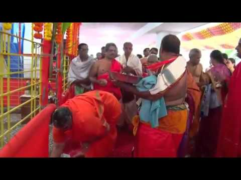 Hyderabad vigraha pratista 3 days Program