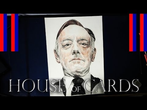 Frank Underwood ( @kevinspacey ) - House of Cards