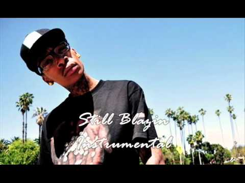 Wiz Khalifa - Still Blazin Instrumental (kush & Oj Mixtape) video