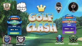 Golf Clash - T7 & T9 Grind