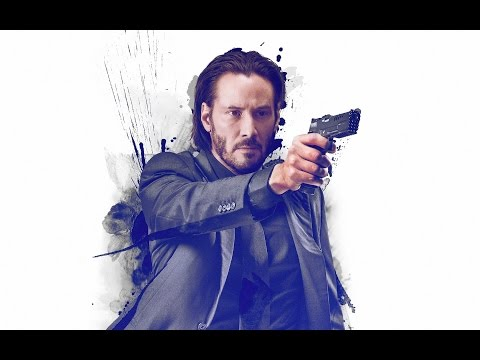 "Keanu Reeves Versus Daniel Bernhardt In ""John Wick"" (2014) By Chad Stahelski And David Leitch 1080p"