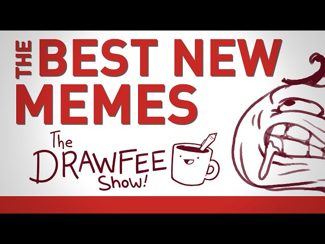The Best New Memes - DRAWFEE SHOW
