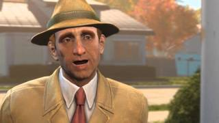 What Happens If You Refuse the Vault-Tec Salesman at the Start of Fallout 4?